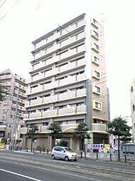 長崎県長崎市住吉町の賃貸マンションの外観