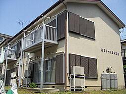 第2コーポラス飯田[203号室]の外観