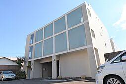 神奈川県伊勢原市伊勢原1丁目の賃貸マンションの外観