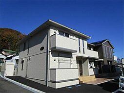 神奈川県相模原市緑区谷ヶ原1丁目の賃貸アパートの外観