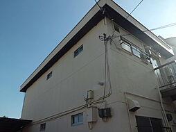 兵庫県神戸市東灘区住吉山手4丁目の賃貸マンションの外観