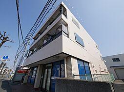 神奈川県厚木市旭町4丁目の賃貸マンションの外観