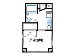 神奈川県相模原市南区相模台7丁目の賃貸マンションの間取り