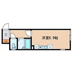 (仮)練馬区桜台AP[1階]の間取り