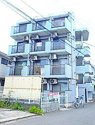 橋本MSマンション[4階]の外観