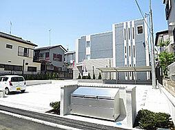 綱島イーストベース[202号室]の外観