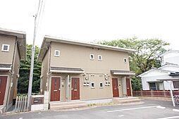 栃木県小山市本郷町1丁目の賃貸アパートの外観