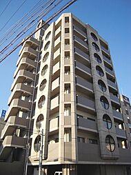 兵庫県明石市花園町の賃貸マンションの外観
