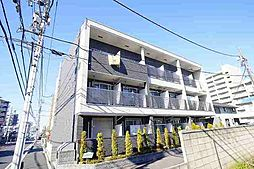 埼玉県和光市本町の賃貸マンションの外観