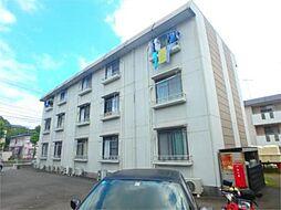 東京都多摩市鶴牧2の賃貸マンションの外観