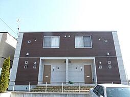 [テラスハウス] 栃木県宇都宮市ゆいの杜2丁目 の賃貸【/】の外観