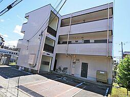 神奈川県海老名市東柏ケ谷3の賃貸マンションの外観