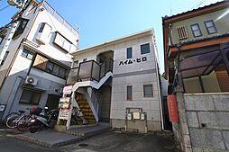 大阪府羽曳野市島泉9の賃貸アパートの外観