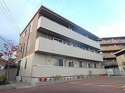 大阪府箕面市今宮3丁目の賃貸アパートの外観