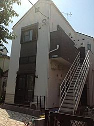 神奈川県横浜市西区西前町3丁目の賃貸アパートの外観