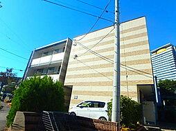 東京都多摩市落合2丁目の賃貸マンションの外観