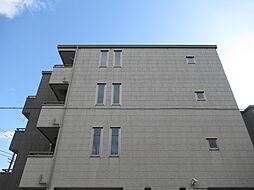 東京都大田区矢口2丁目の賃貸マンションの外観