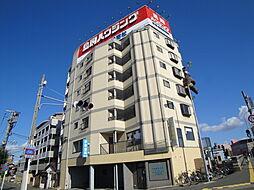 福岡県福岡市西区愛宕3丁目の賃貸マンションの外観
