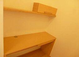 ファイン ビューの書斎として使えるPCスペース