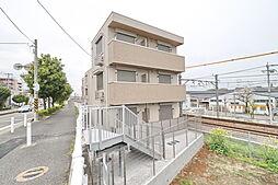 JR横浜線 中山駅 徒歩9分の賃貸アパート