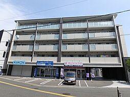 福岡県福岡市早良区干隈6丁目の賃貸マンションの外観