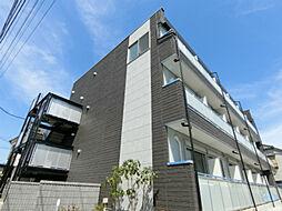 東京都西東京市下保谷3丁目の賃貸マンションの外観