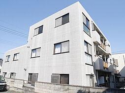 埼玉県蓮田市東6丁目の賃貸アパートの外観