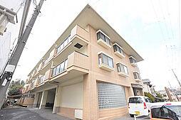 大阪府堺市中区深阪の賃貸マンションの外観
