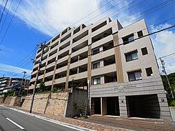 エフコート須磨高倉町[1階]の外観