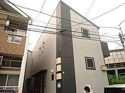 ラピス貝塚F[1号室]の外観