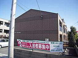 埼玉県川口市大字西立野の賃貸アパートの外観