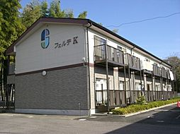 岐阜県各務原市那加前野町1丁目の賃貸アパートの外観