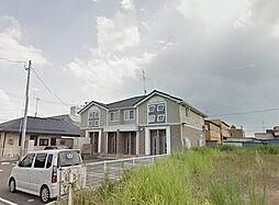 福島県郡山市安積町長久保1丁目の賃貸アパートの外観