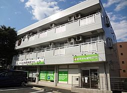神奈川県川崎市宮前区平4の賃貸マンションの外観