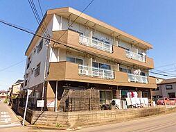 神奈川県大和市柳橋2丁目の賃貸マンションの外観