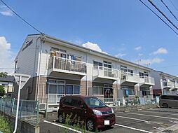 愛知県豊橋市西小鷹野4丁目の賃貸アパートの外観