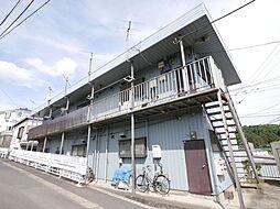 神奈川県海老名市国分北3丁目の賃貸アパートの外観