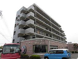 神奈川県座間市西栗原2丁目の賃貸マンションの外観