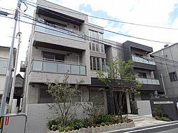 大阪府大阪市北区大淀中2丁目の賃貸アパートの外観