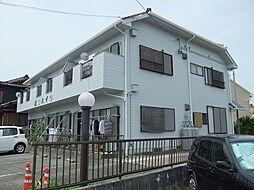 愛知県豊田市平戸橋町平戸の賃貸アパートの外観