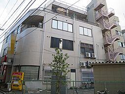 東京都江戸川区南小岩6丁目の賃貸マンションの外観