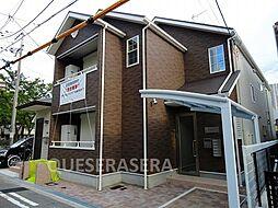 大阪府大阪市城東区成育3丁目の賃貸アパートの外観