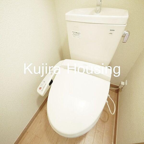 シャルマンのトイレ