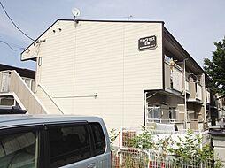 ミルクハウスE棟[205号室]の外観