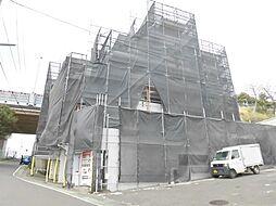 神奈川県海老名市上今泉6丁目の賃貸マンションの外観