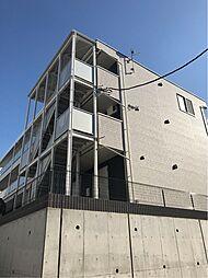 リブリたまプラーザ[1階]の外観