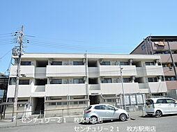 Mプラザ津田駅前六番館[1階]の外観