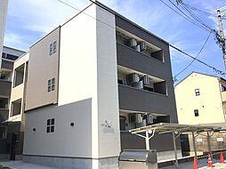 近鉄南大阪線 今川駅 徒歩5分の賃貸アパート