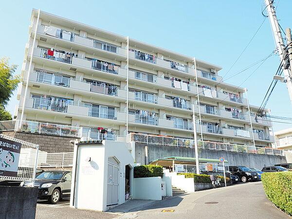 神奈川県川崎市宮前区土橋2丁目の賃貸マンション