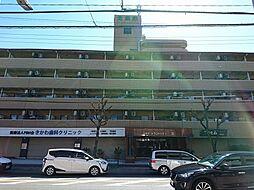上新庄グランドハイツ北[1階]の外観